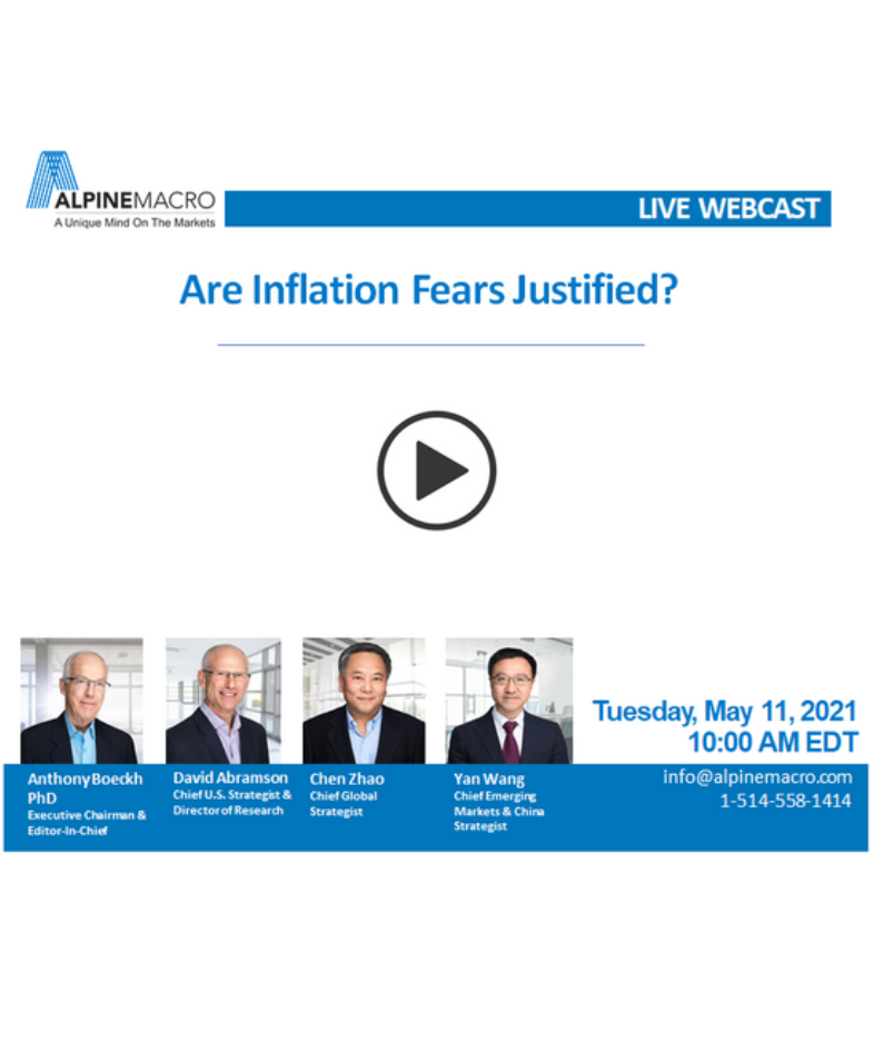 Are Inflation Fears Justified?